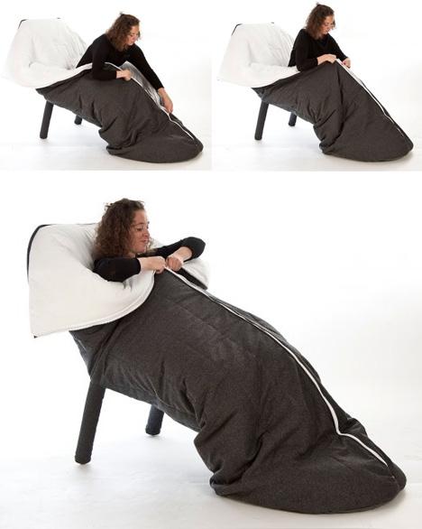 кресло cocon от Les M