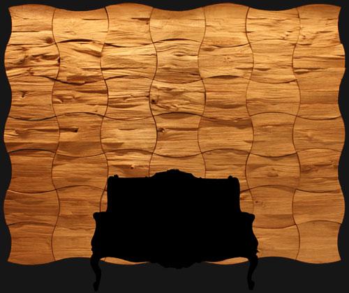 деревянные декоративные панели klaus wangen