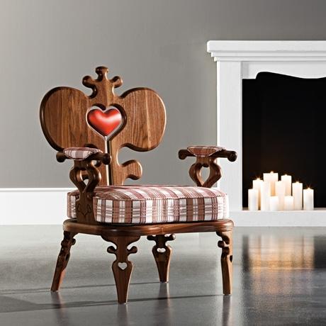 стульчик mon amour компании desart