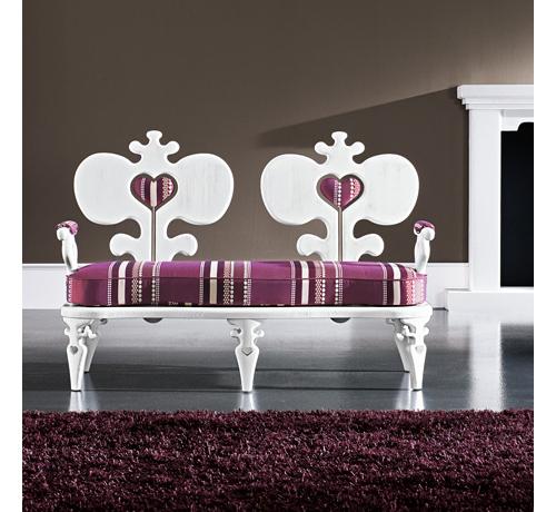 двухместный стульчик mon amour от desart