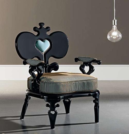 оригинальный стул desart, mon amour