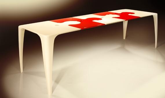 стол-головоломка Daq Ingland