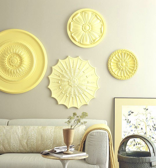 розетки на стене, идеи декора для дома своими руками