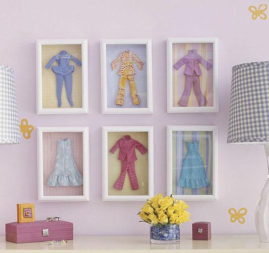 кукольная одежда, идеи декора для дома своими руками