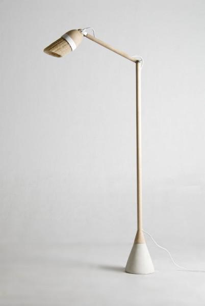 лампа из мочалки, fernando la posse
