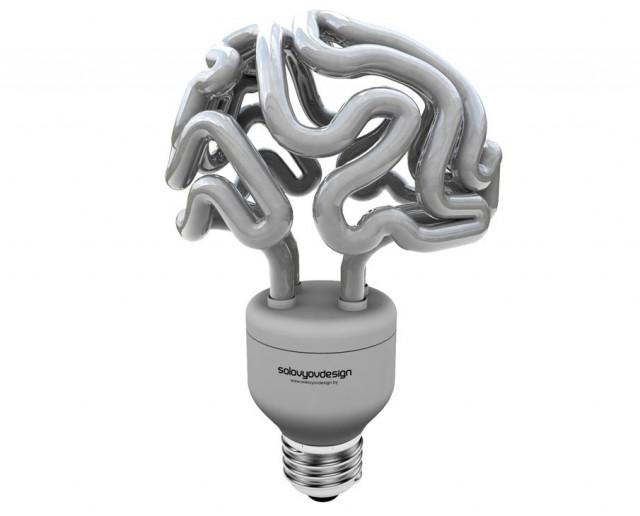 лампа озарение от Solovyov Design