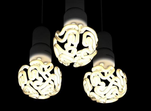 энергосберегающая лампа Озарение, Solovyov