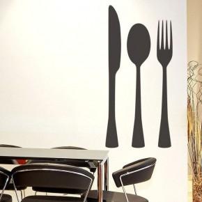стикер для кухни декор стены