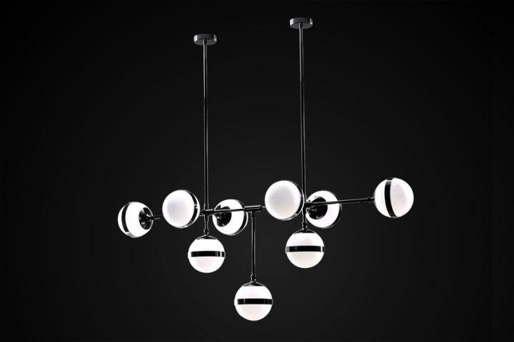 модульные светильники peggy