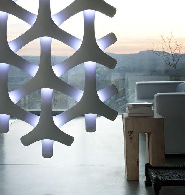модульные светильники от Luceplan 02