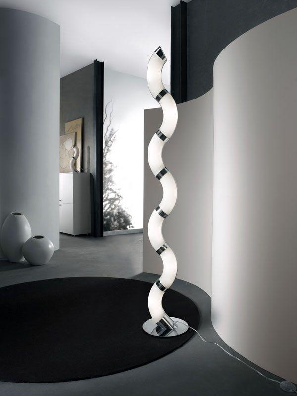 модульные светильники Guss от Santiago Sevillano