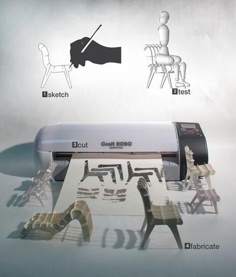 распечатай мебель своими руками