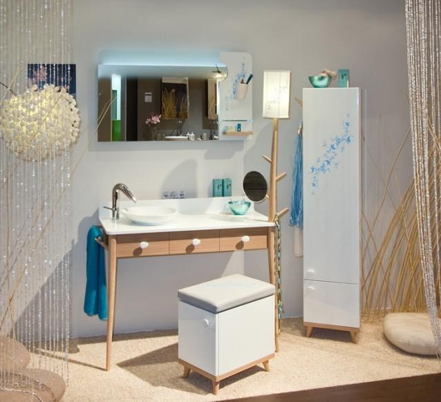 ванная комната в стиле экодизайна, Delpha