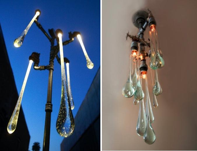 светодиодные лампы Liquid Light
