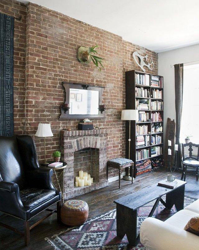 интерьер маленькой квартиры 37 кв м, Michael