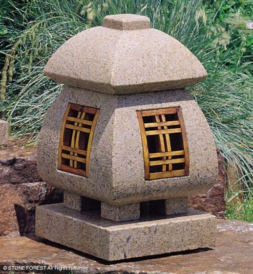 Temple oki-gata