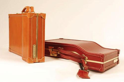 волнистые чемоданы