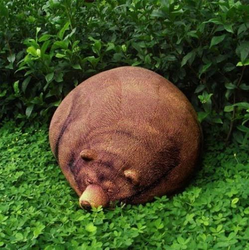 пуф bear от chicsindesign