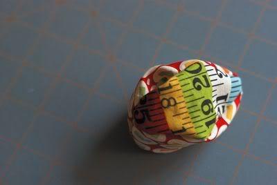 вывернутое яйцо