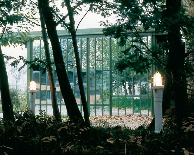 наземный садовый светильник Polo