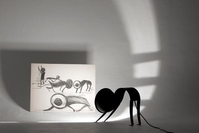 оригинальные светильники - коты House of Micha