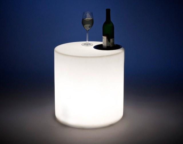 стол-светодиодный светильник