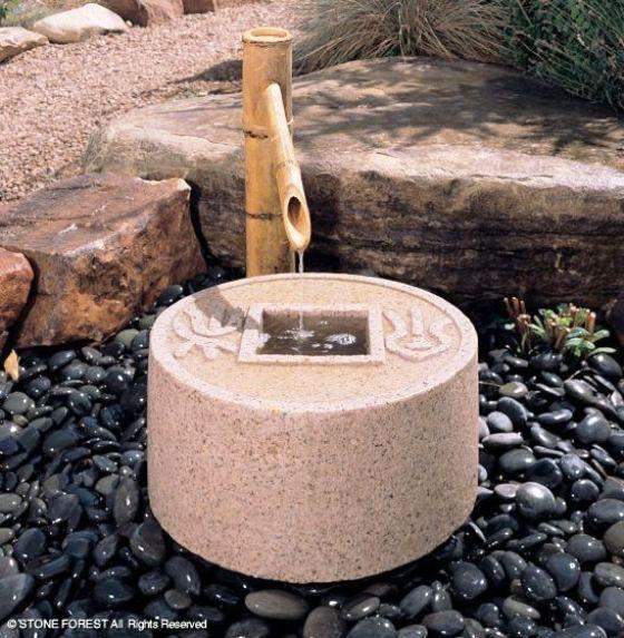 садовый фонтан - чаша Coin
