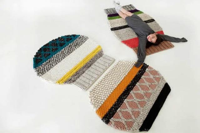 ковры - рукава gan-rugs