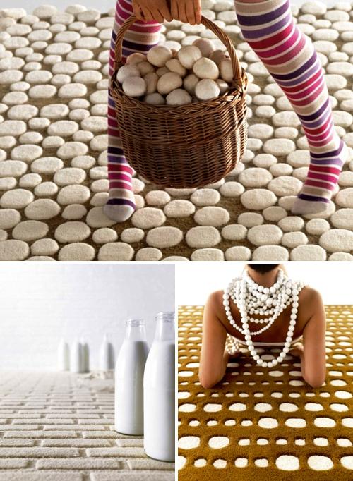 объемные ковры gan-rugs