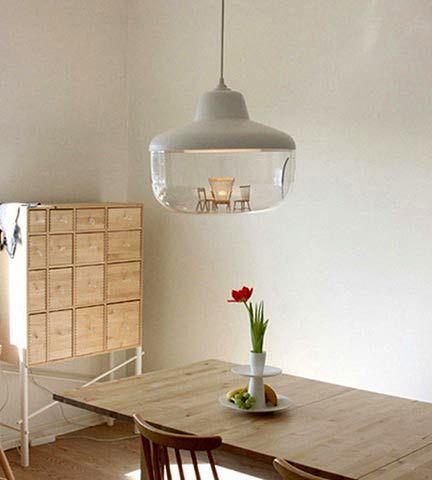 потолочный светильник Chen Karlsson в интерьере