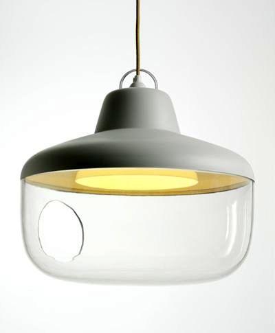 светильник-витрина Chen Karlsson пустой