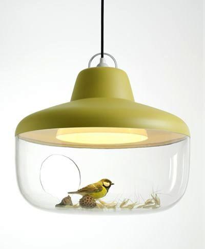 светильник-витрина Chen Karlsson салатовый