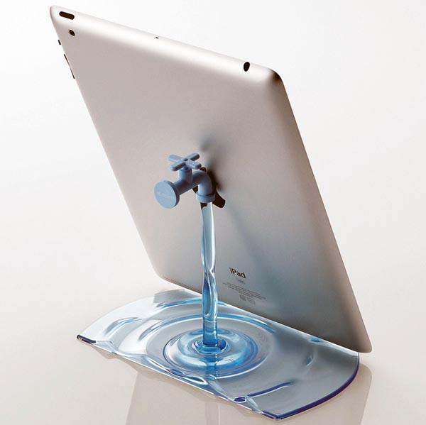 оригинальная подставка для iPad