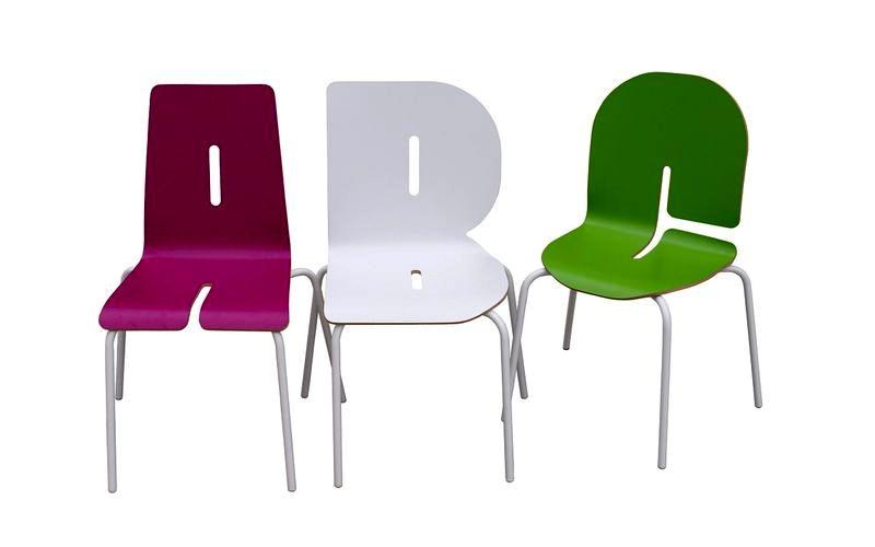 мебель в виде буквы