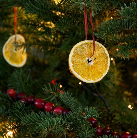 съедобные новогодние украшения своими руками из сушеных апельсинов