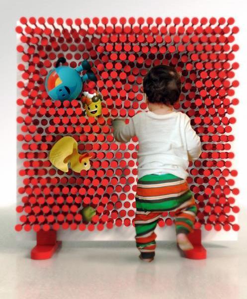 детский стеллаж Pin Press