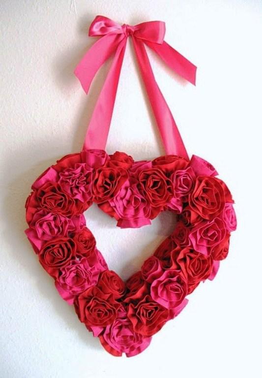 украшения на день влюбленных