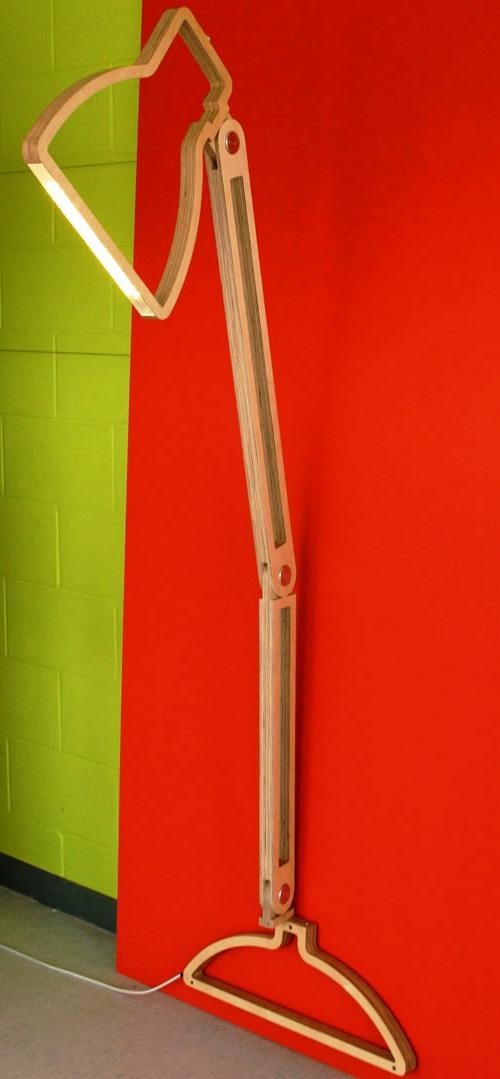 плоские светильники Nepa от Giles Godwin-Brown