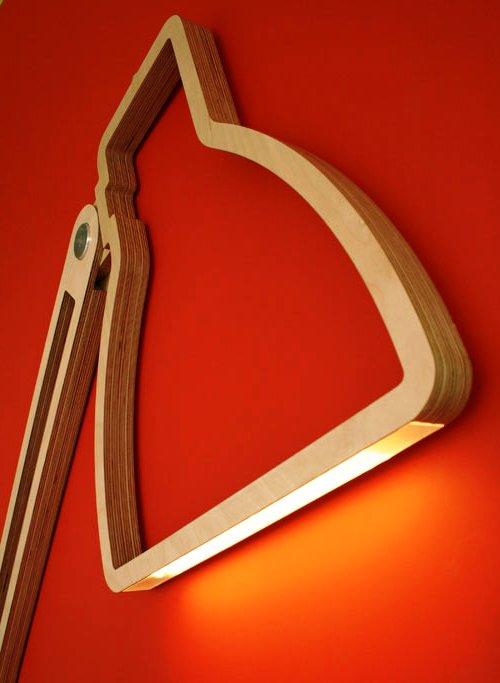 плоский светильник Nepa от Giles Godwin-Brown