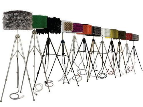 светильники из барабанов стиральной машинки