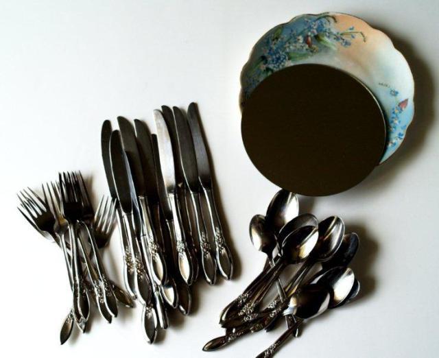 материалы для рамы для зеркала своими руками