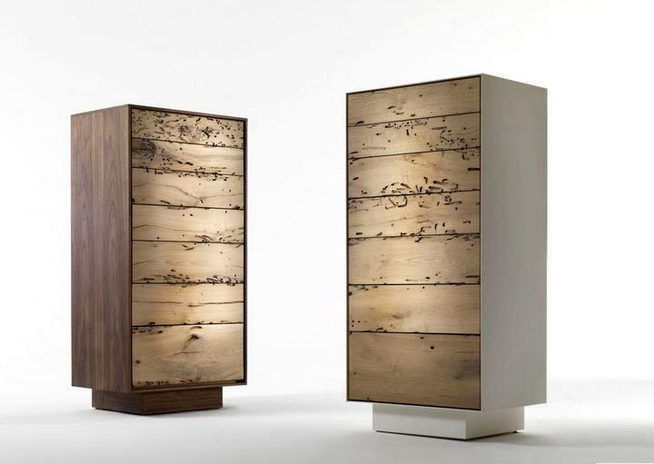 комоды Rialto - мебель из натурального дерева Riva 1920