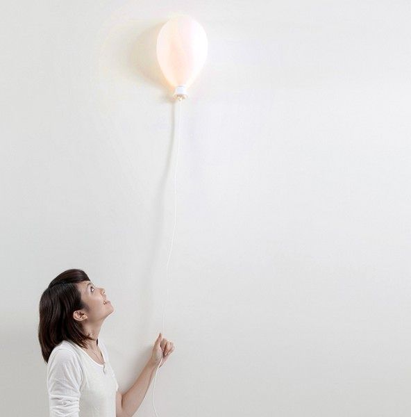 светильник в виде воздушного шарика balloon x lamp