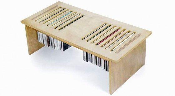 стол в кровать magtable от satina turner