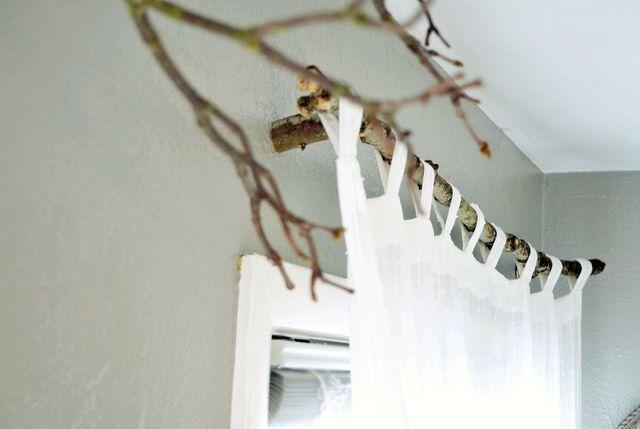 как сделать деревянный карниз для штор
