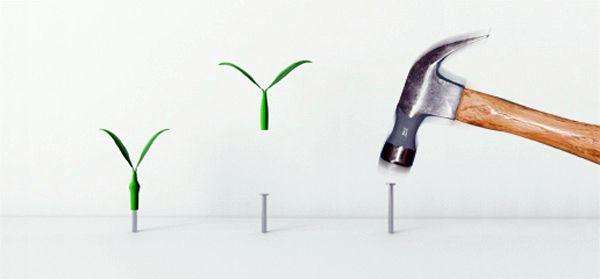 зеленые колпачки для гвоздей