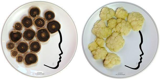 тарелки с рисунком Богуслава Сливинского