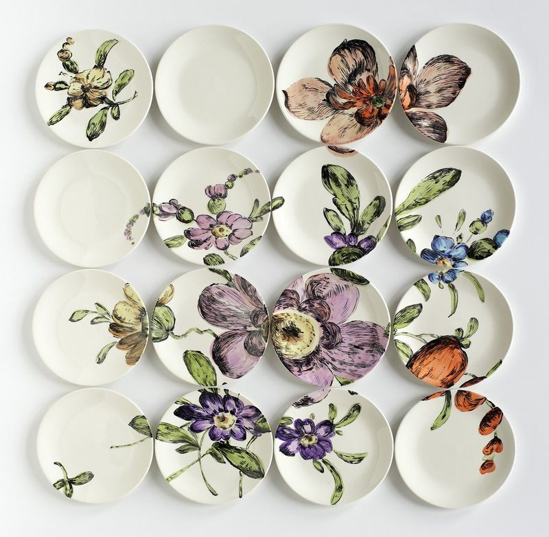 декоративные тарелки Molly Hatch