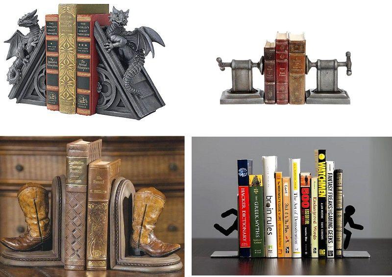 держатели для книг букенды
