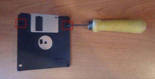 как сделать поделки из дискет
